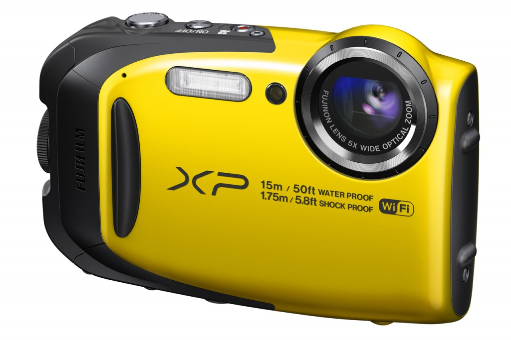 FinePix XP80 beste onderwater camera