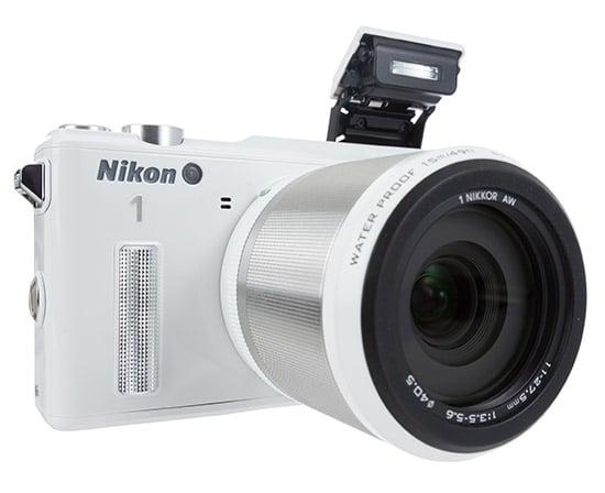Nikon 1 AW1 onderwatercamera