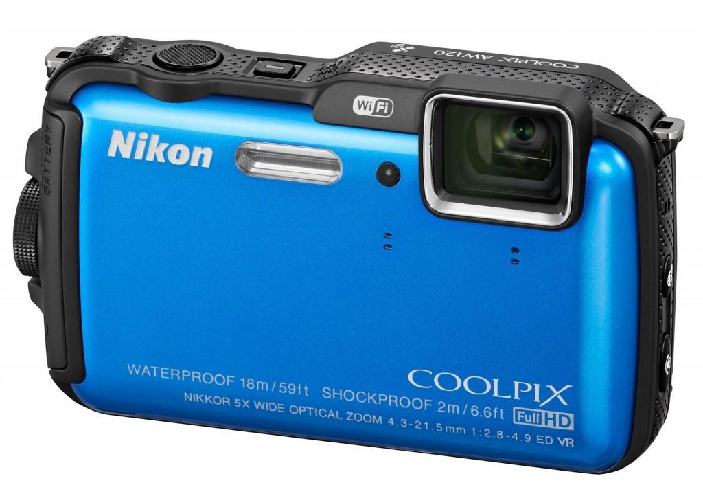 Nikon Coolpix AW120 waterdichtecamera
