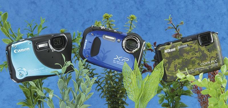 beste onderwatercamera kopen