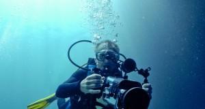 perfecte onderwater video