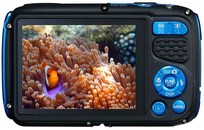 Canon PowerShot D30 review onderwatercamera