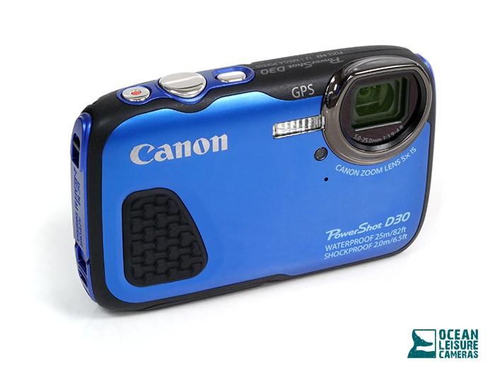 De Canon Powershot D30