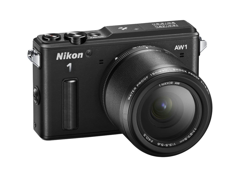 De Nikon 1 AW1
