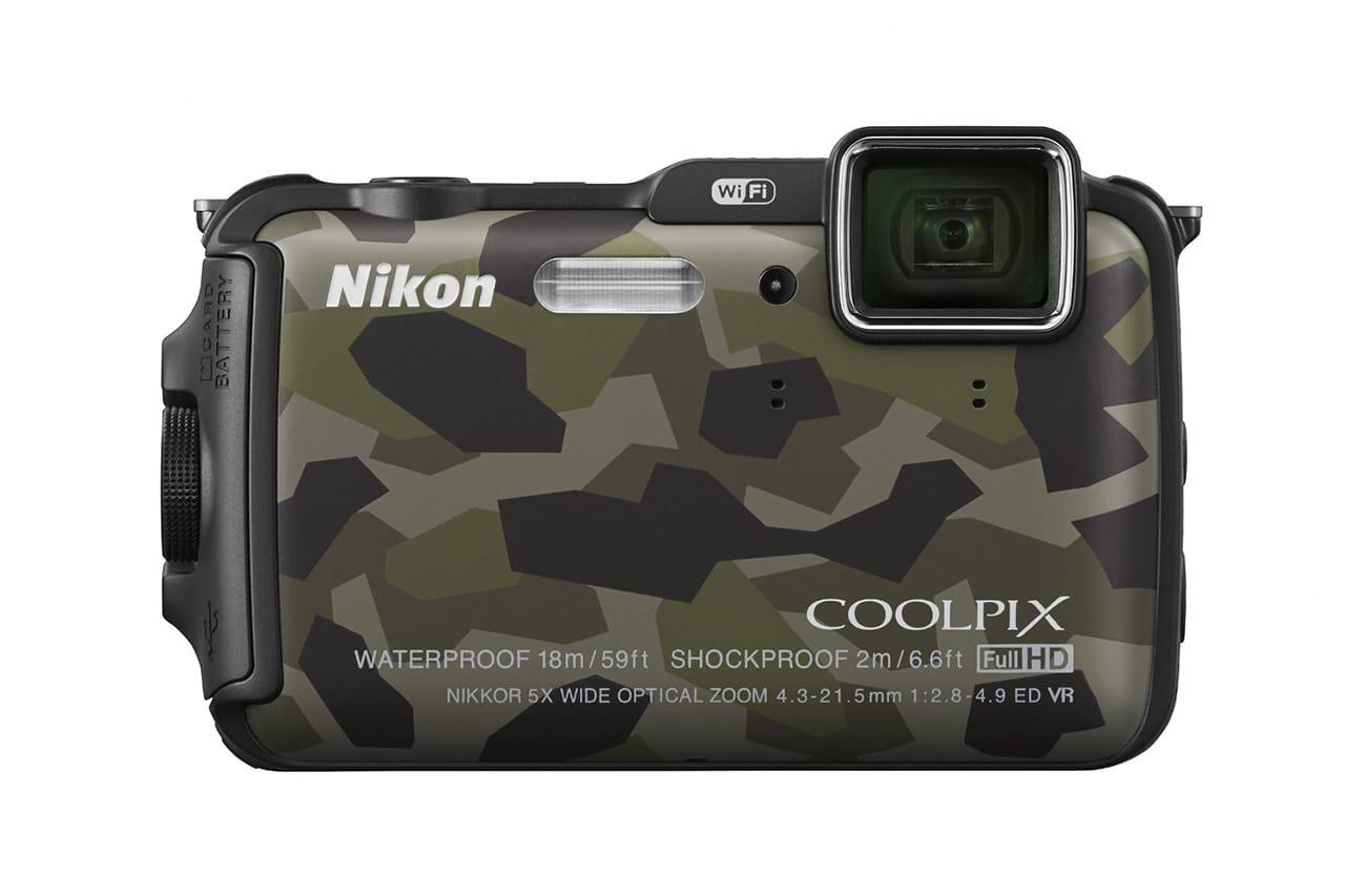 De Nikon Coolpix AW120