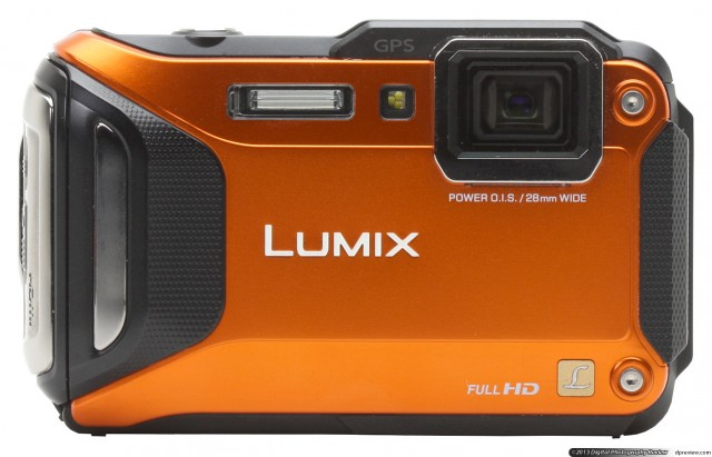 De Panasonic Lumix DMC-FT5