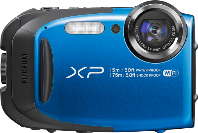 Fujifilm FinePix XP80 Review