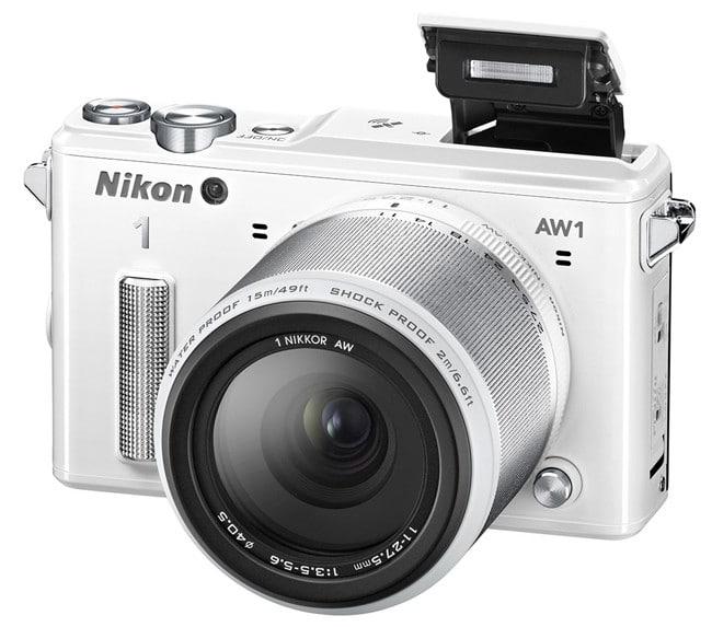 Nikon 1 AW1 kopen review