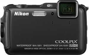 Nikon Coolpix AW120 onderwatercamera