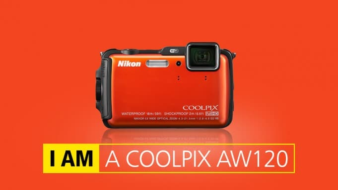 Nikon Coolpix AW120 review