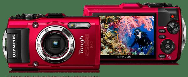Olympus Tough TG-3 onderwatercamera review