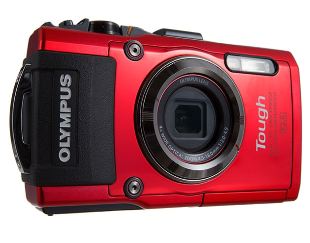 Olympus Tough TG-3 waterdichte camera