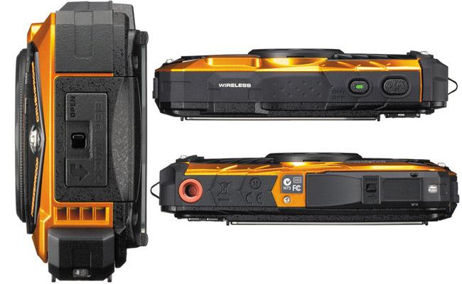 Onderwatercamera Ricoh WG-30W kopen Review