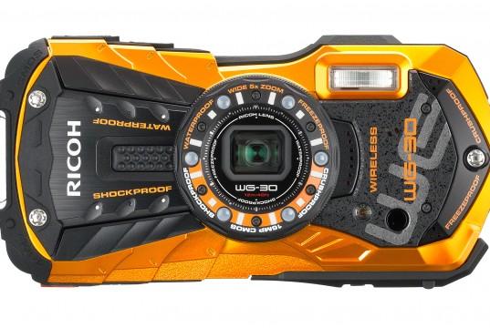 Ricoh WG-30W Review onderwatercamera