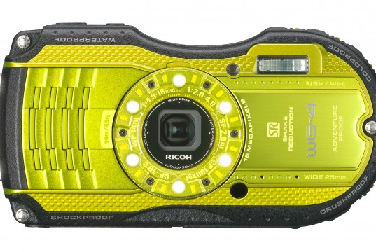 Ricoh WG-4 Review onderwatercamera