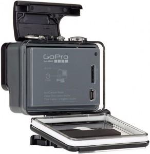 GoPro Hero 4 black achterzijde