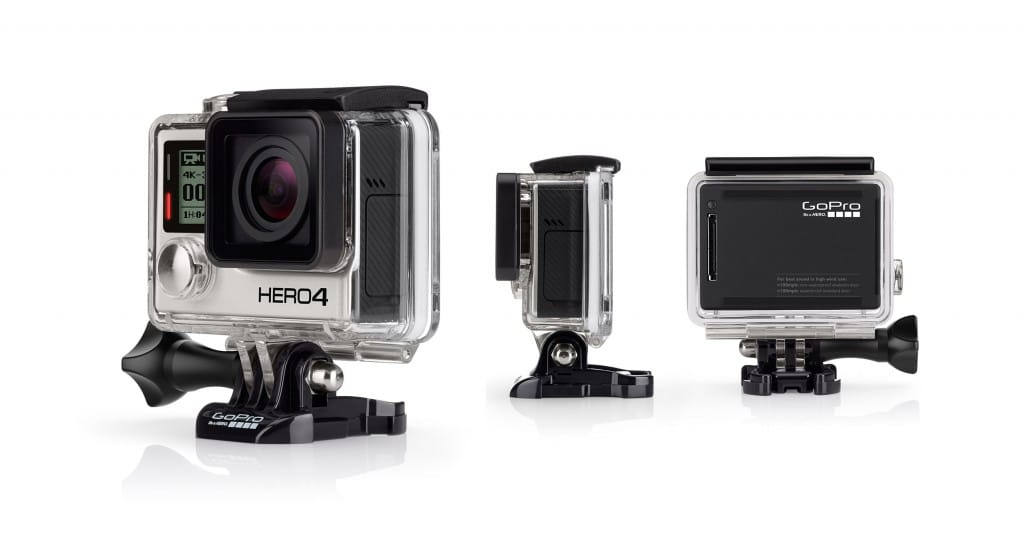 GoPro Hero 4 black kopen review