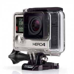 GoPro Hero 4 black review actioncamera