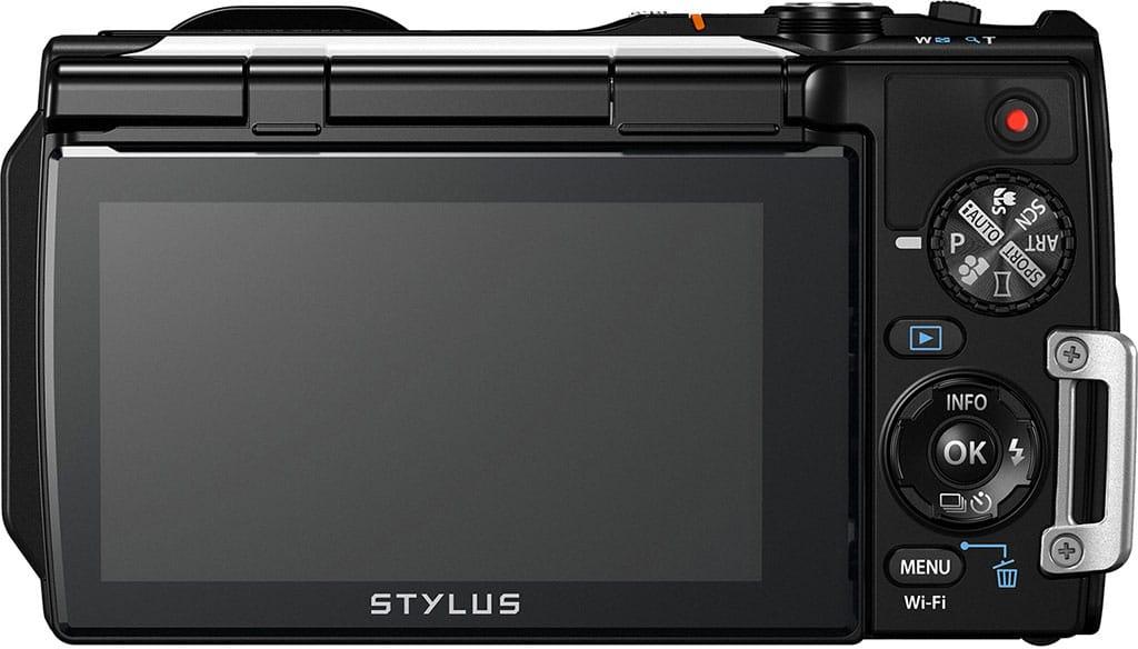 Olympus Tough TG-860 review: De knoppen zijn weinig origineel