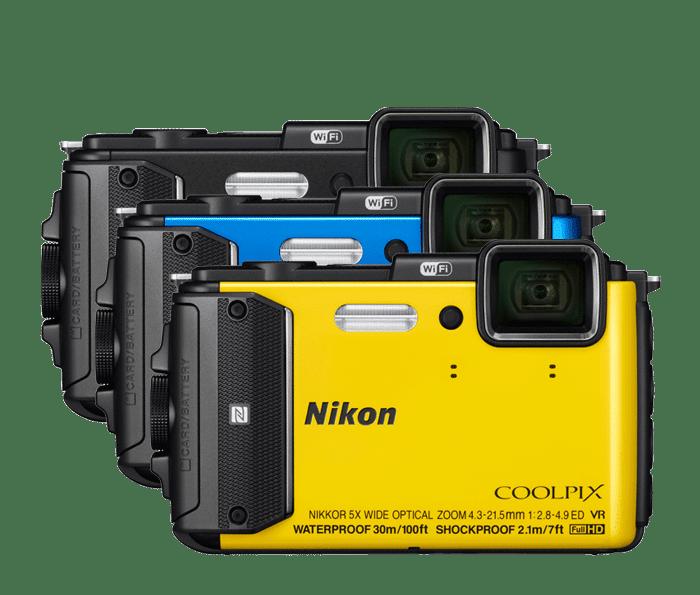 Nikon Coolpix AW130 kopen review camera