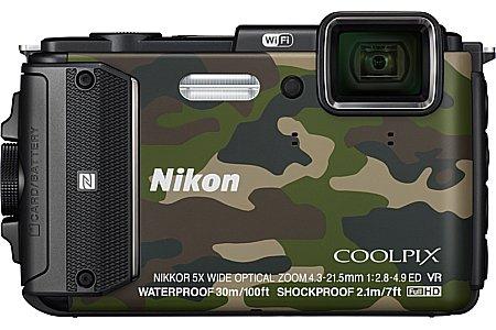 Nikon Coolpix AW130 onderwatercamera review