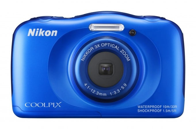 Nikon Coolpix S33 kopen review