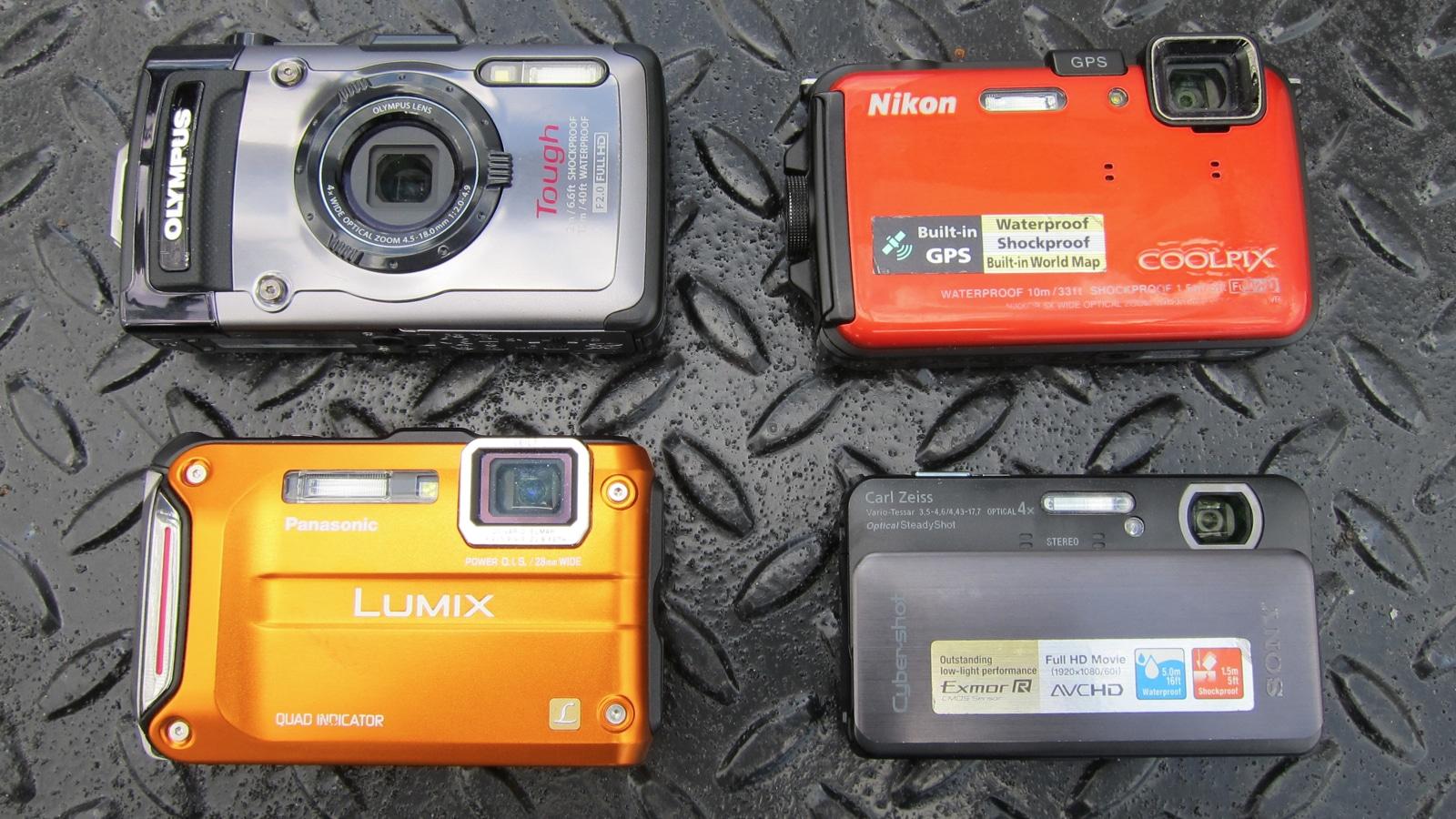 Waterproof Camera kopen