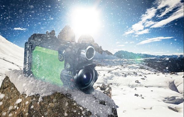 Beste Olympus Tough TG-Tracker