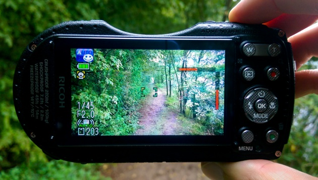 Beste Ricoh WG-5 GPS Review