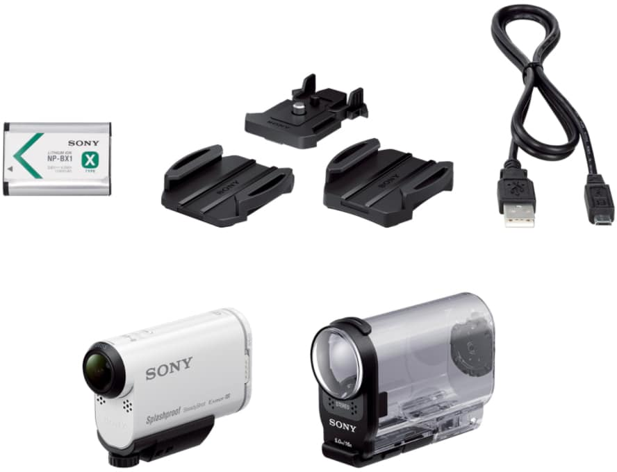 Beste Sony HDR-AS200V Review