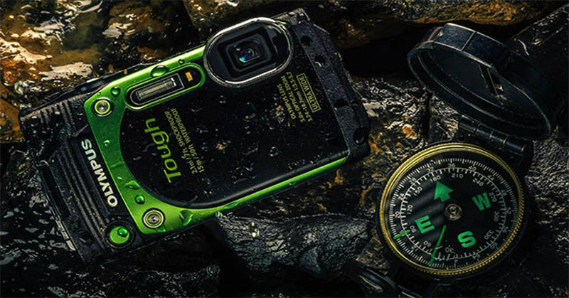 Goedkoopste Olympus Tough TG-870 Review