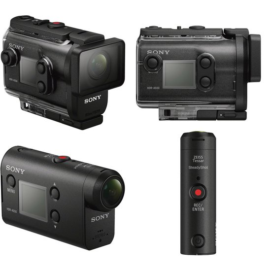 Goedkoopste Sony HDR-AS50 Action Cam Review