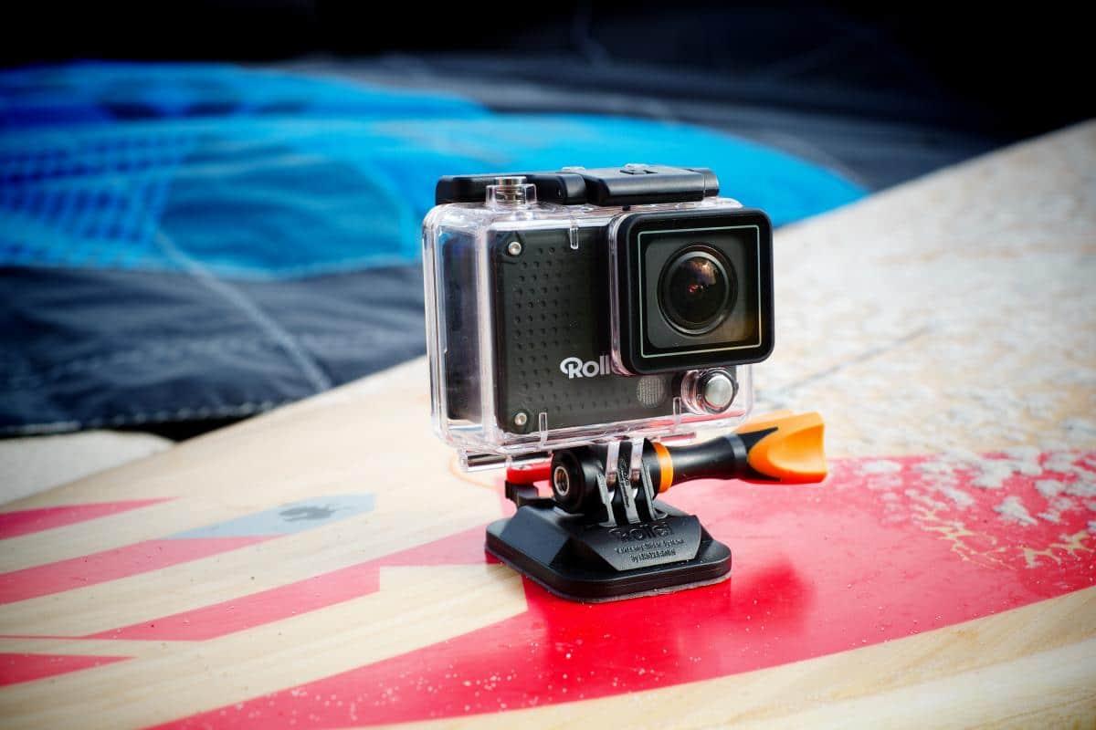 rollei actioncam 420 review onderwatercamera kopen. Black Bedroom Furniture Sets. Home Design Ideas
