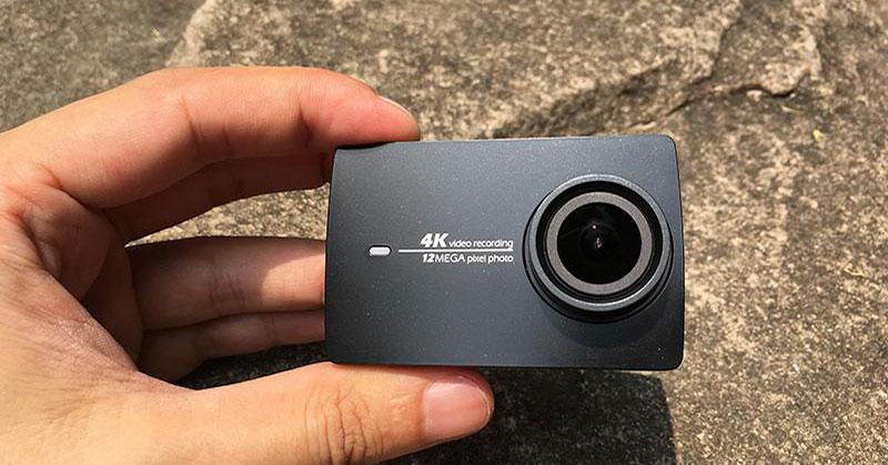 Goedkoopste Xiaomi Yi 2 Review