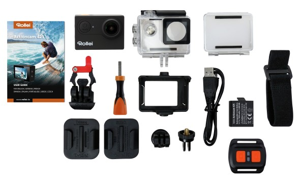 Beste Rollei Actioncam 425 Review