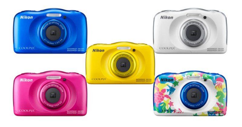 Goedkoopste Nikon Coolpix W100 Review