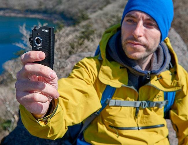 Goedkoopste Nikon KeyMission 80 Review