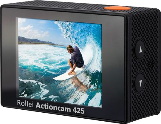 Goedkoopste Rollei Actioncam 425 Review