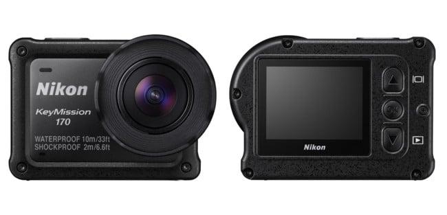 Goedkope Nikon KeyMission 170 Review