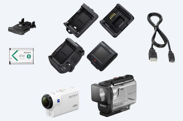 Goedkope Sony FDR-X3000 Review