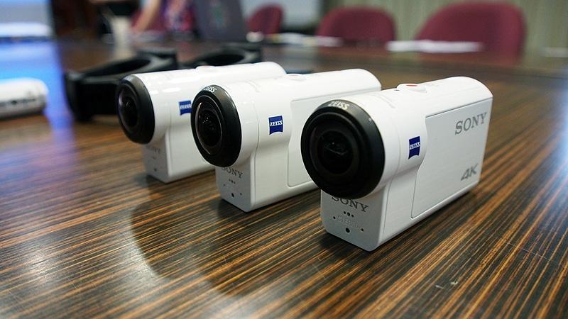 Sony FDR-X3000 review - Onderwatercamera kopen
