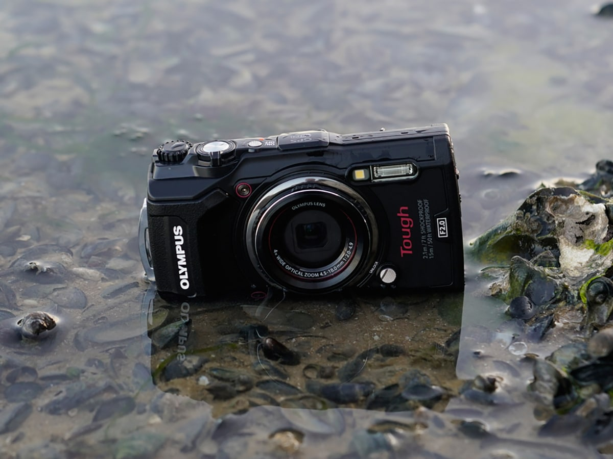 Beste Olympus TG-5 review