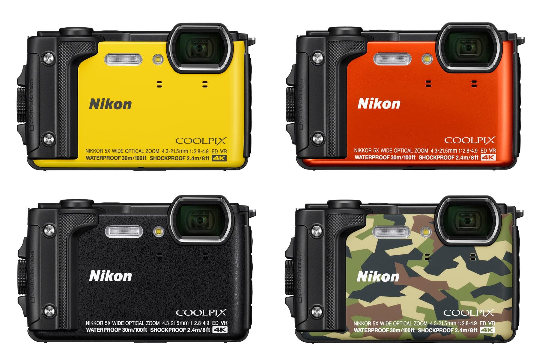Goedkoopste Nikon Coolpix W300