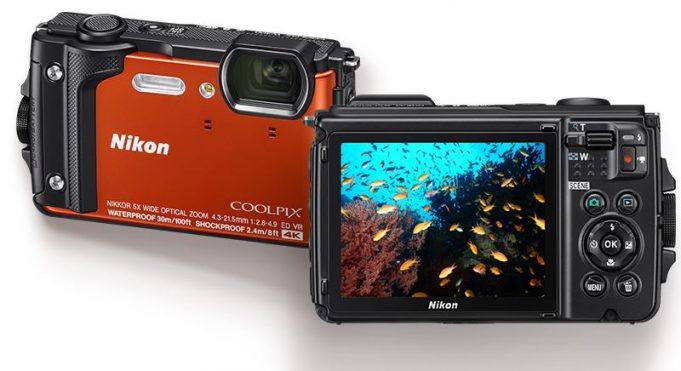 onderwatercamera Nikon Coolpix W300
