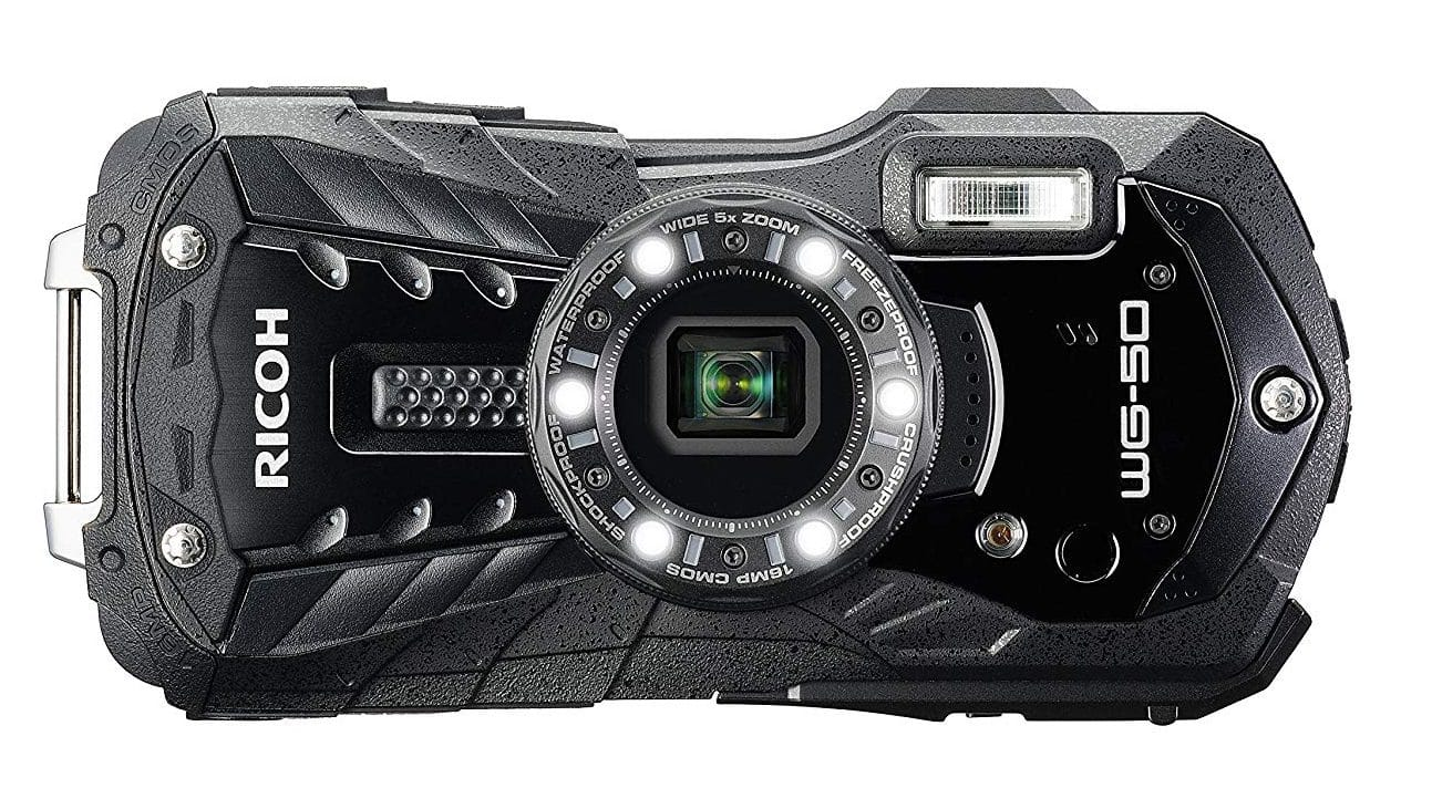 ricoh wg-50 action camera kopen