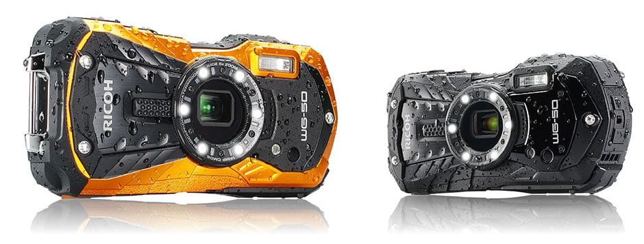 ricoh wg-50 action camera review