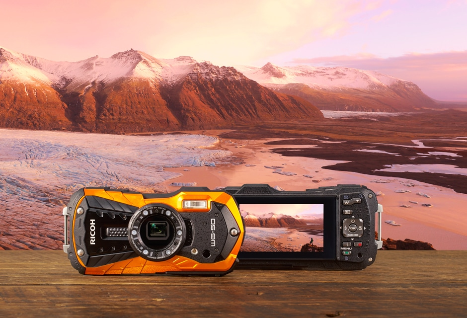 ricoh wg-50 review action camera kopen