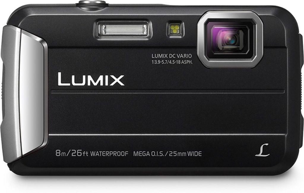 Panasonic Lumix DMC-FT30 review waterproof camera