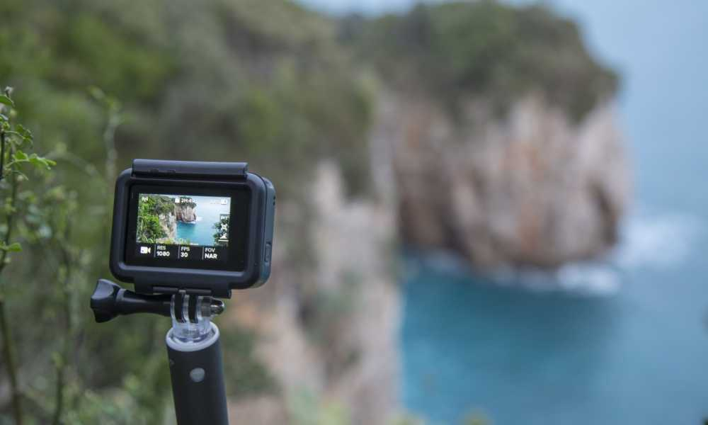 Action cam EKEN H9R Review