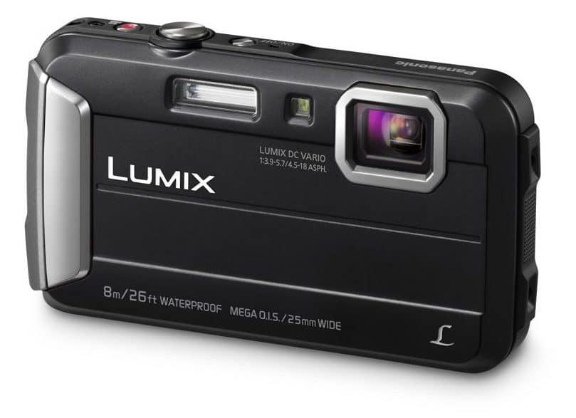 goedkoopste Panasonic Lumix DMC-FT30 onderwater camera